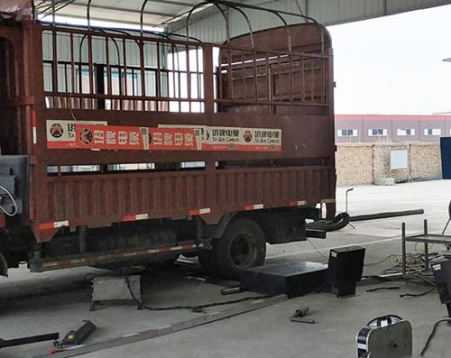 营运货车二级维护检验