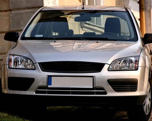 轿车等级评定检测