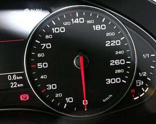车速表误差检验