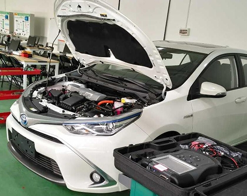 汽车电控系统检测